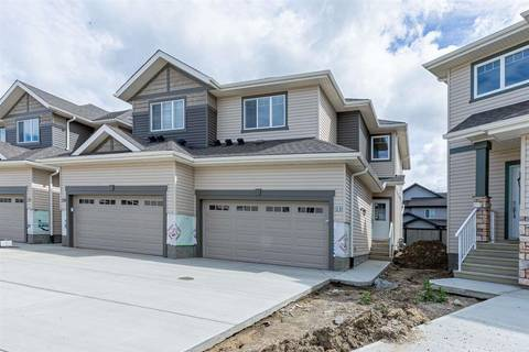 Townhouse for sale at 4835 Wright Dr Sw Unit 11 Edmonton Alberta - MLS: E4163216
