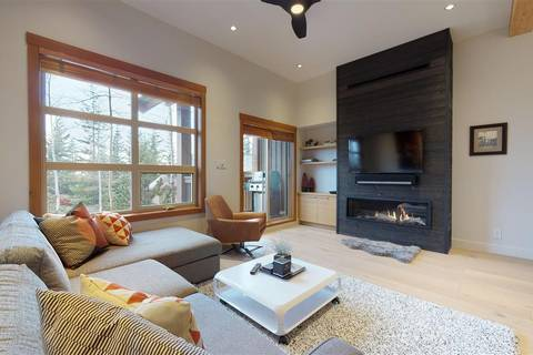 Townhouse for sale at 4894 Painted Cliff Rd Unit 11 Whistler British Columbia - MLS: R2424704