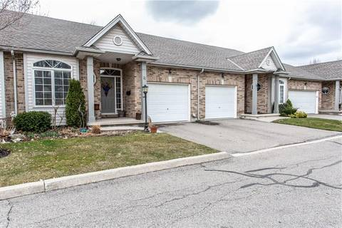 Townhouse for sale at 5200 Dorchester Rd Unit 11 Niagara Falls Ontario - MLS: 30725719