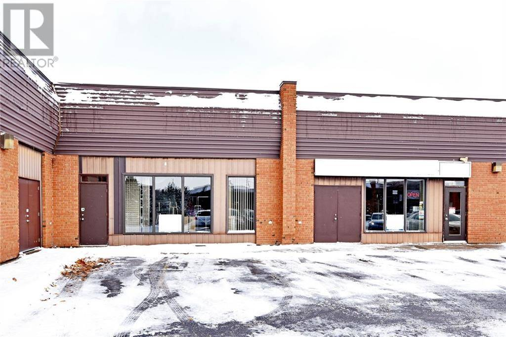Commercial property for sale at 5360 Canotek Rd Unit 11 Gloucester Ontario - MLS: 1175038