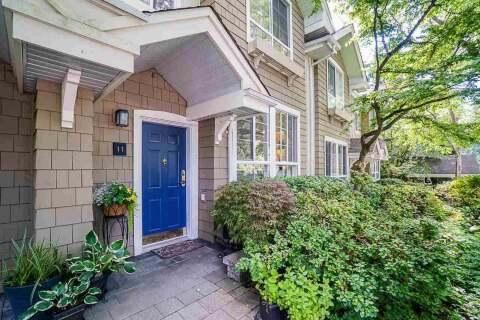 Townhouse for sale at 5605 Hampton Pl Unit 11 Vancouver British Columbia - MLS: R2467155