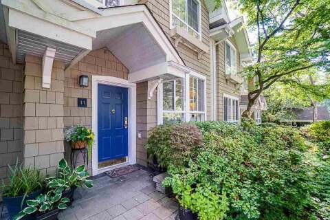 Townhouse for sale at 5605 Hampton Pl Unit 11 Vancouver British Columbia - MLS: R2467155