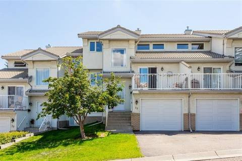 Townhouse for sale at 5790 Patina Dr Southwest Unit 11 Calgary Alberta - MLS: C4239101