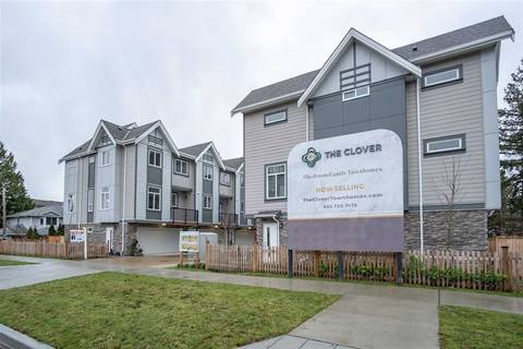 Townhouse for sale at 5945 177b St Unit 11 Surrey British Columbia - MLS: R2434133