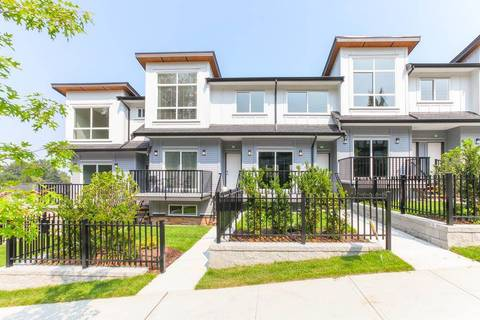 Townhouse for sale at 6162 138 St Unit 11 Surrey British Columbia - MLS: R2349706
