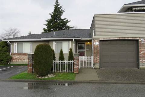 Townhouse for sale at 6350 48a Ave Unit 11 Delta British Columbia - MLS: R2430189