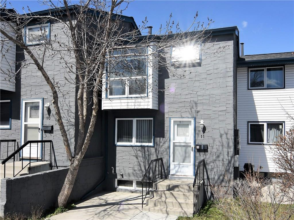 For Sale: 11 - 6440 4 Street Northwest, Calgary, AB | 2 Bed, 1 Bath Townhouse for $224,900. See 22 photos!