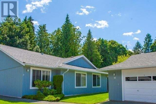 Townhouse for sale at 650 Hoylake W Rd Unit 11 Qualicum Beach British Columbia - MLS: 471032