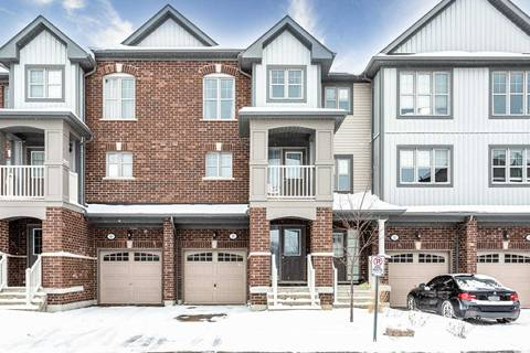 Townhouse for sale at 701 Homer Watson Blvd Unit 11 Kitchener Ontario - MLS: X4704546
