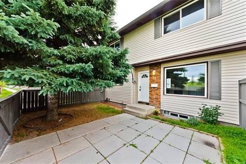 Townhouse for sale at 740 Bracewood Dr Southwest Unit 11 Calgary Alberta - MLS: C4258012