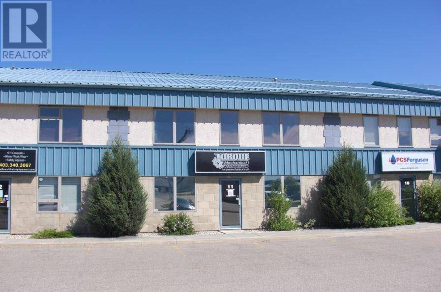 Commercial property for lease at 7459 Edgar Industrial Bend Apartment 11 Red Deer Alberta - MLS: ca0184186