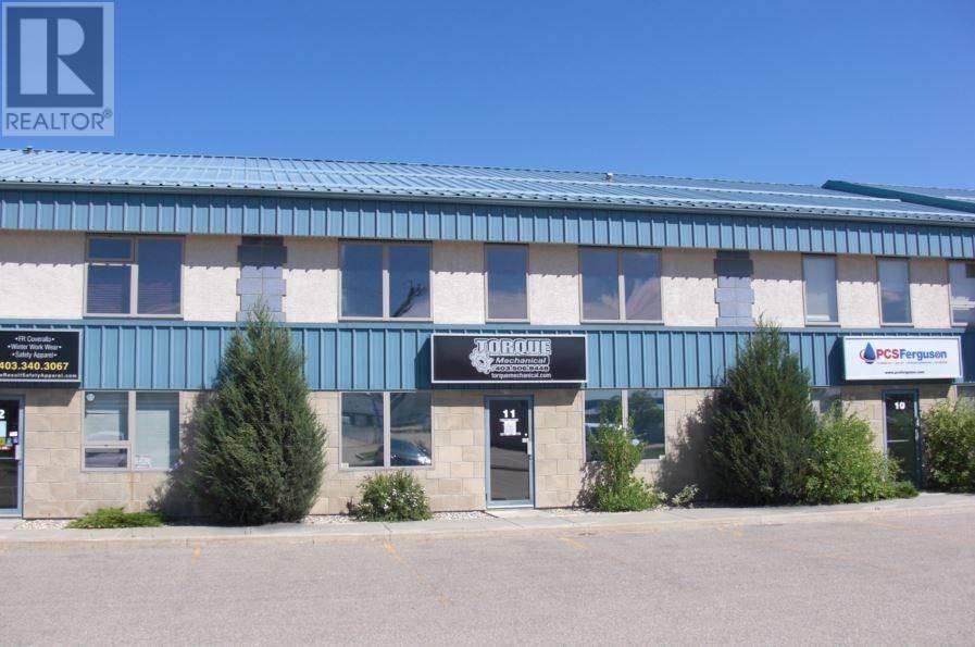 Commercial property for lease at 7459 Edgar Industrial Bend Apartment 11 Red Deer Alberta - MLS: ca0184186