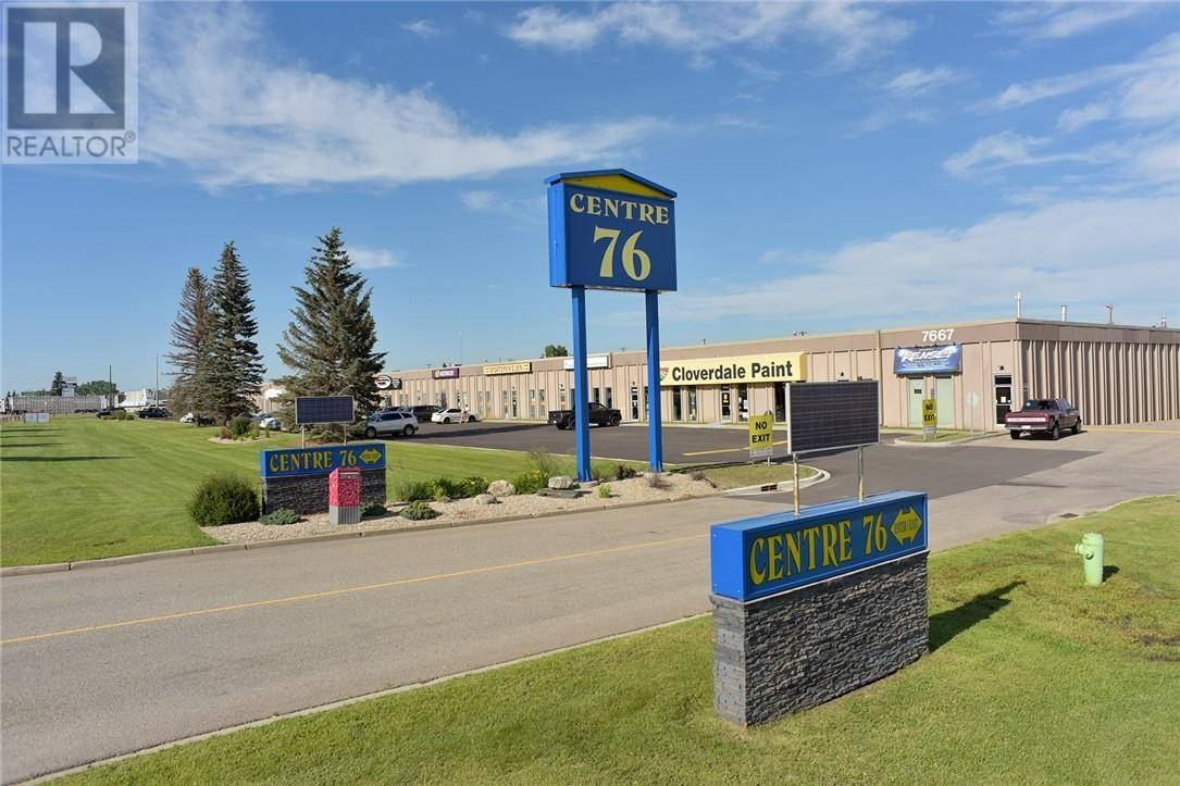 Commercial property for lease at 7619 50 Ave Apartment 11 Red Deer Alberta - MLS: ca0186461