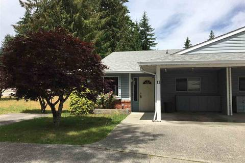 Townhouse for sale at 824 North Rd Unit 11 Gibsons British Columbia - MLS: R2413286