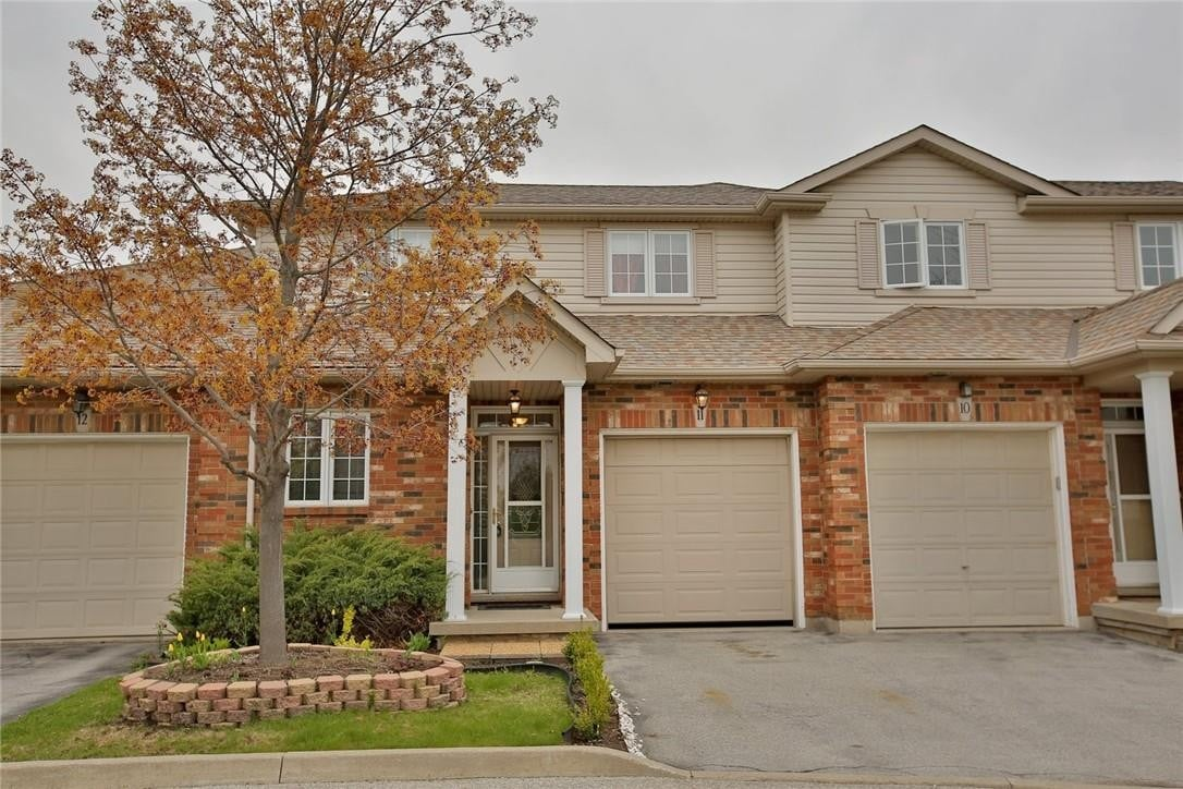 Townhouse for sale at 876 Golf Links Rd Unit 11 Ancaster Ontario - MLS: H4081867