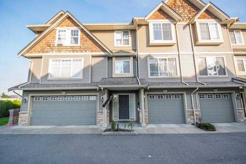 Townhouse for sale at 8880 Nowell St Unit 11 Chilliwack British Columbia - MLS: R2414099