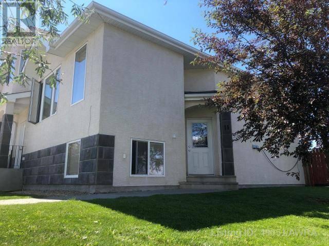 House for sale at 9 Leedy Dr Unit 11 Whitecourt Alberta - MLS: 49051