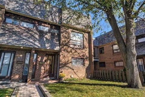 Condo for sale at 90 Castlebury Cres Unit 11 Toronto Ontario - MLS: C4606762