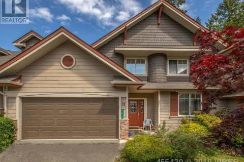Townhouse for sale at 912 Brulette Pl Unit 11 Mill Bay British Columbia - MLS: 455430