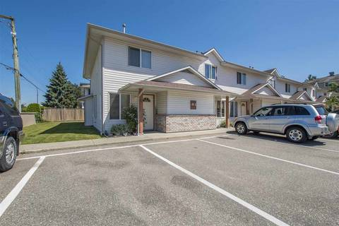 Townhouse for sale at 9206 Corbould St Unit 11 Chilliwack British Columbia - MLS: R2392602