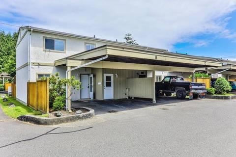 Townhouse for sale at 9473 Hazel St Unit 11 Chilliwack British Columbia - MLS: R2379336
