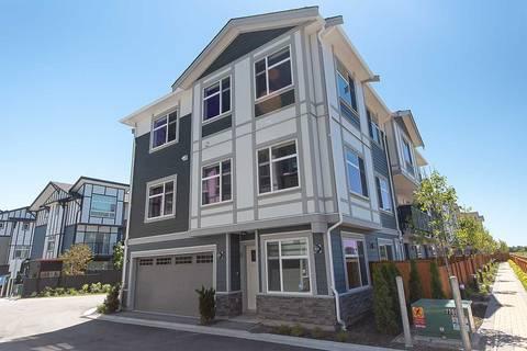 Townhouse for sale at 9560 Alexandra Rd Unit 11 Richmond British Columbia - MLS: R2349818