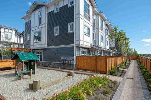 Townhouse for sale at 9560 Alexandra Rd Unit 11 Richmond British Columbia - MLS: R2400882