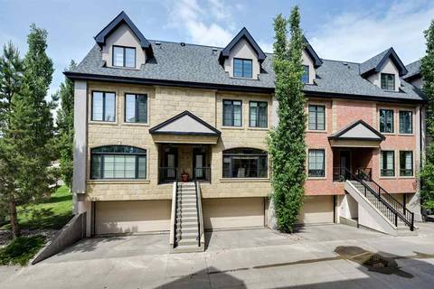 Townhouse for sale at 9561 143 St Nw Unit 11 Edmonton Alberta - MLS: E4160541