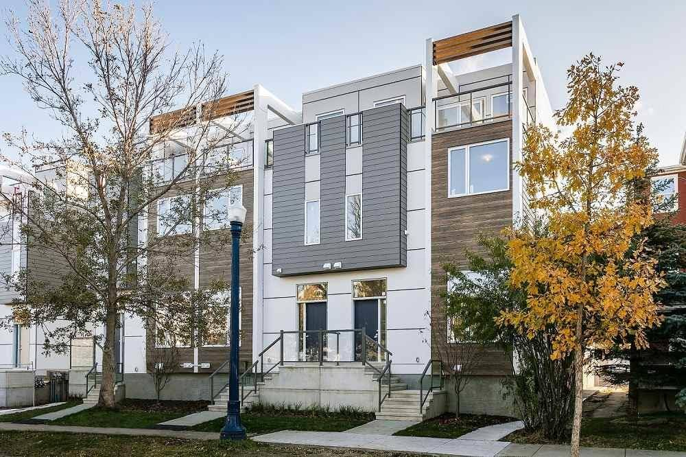 Townhouse for sale at 9745 92 St Nw Unit 11 Edmonton Alberta - MLS: E4180956
