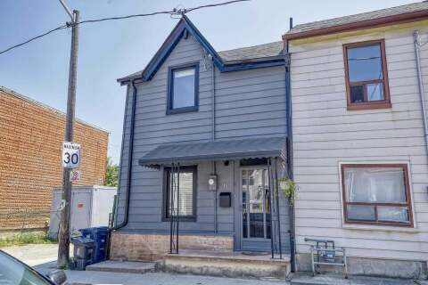 Townhouse for sale at 11 Abbs St Toronto Ontario - MLS: W4822518