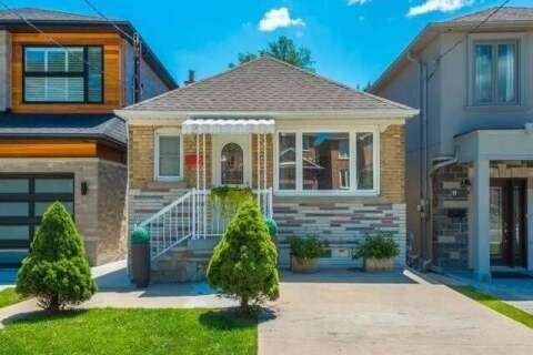 House for rent at 11 Adair Rd Toronto Ontario - MLS: E4960157
