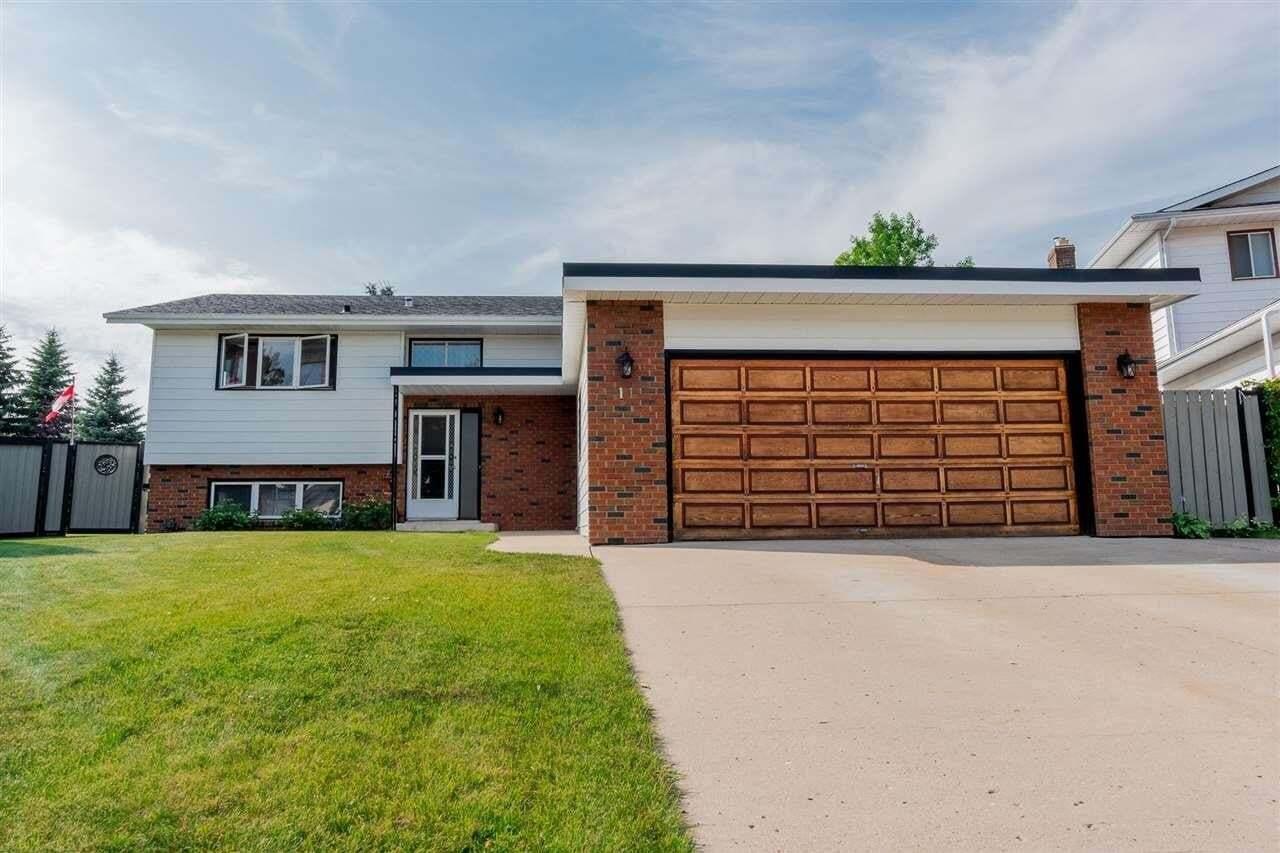 House for sale at 11 Aicher Pl Leduc Alberta - MLS: E4208831