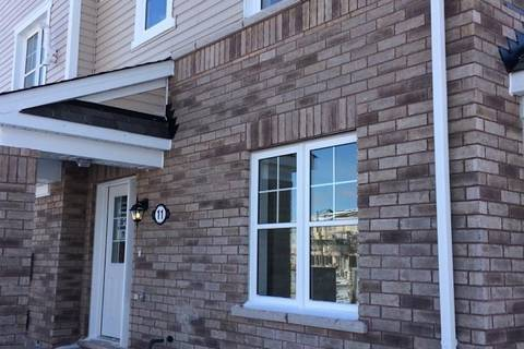 Townhouse for sale at 11 Appleby St Kitchener Ontario - MLS: 30740024