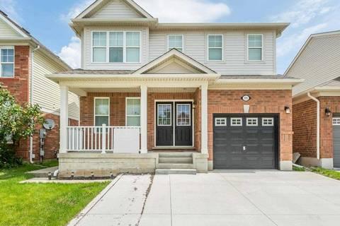 House for sale at 11 Arthur Fach Dr Cambridge Ontario - MLS: X4512841