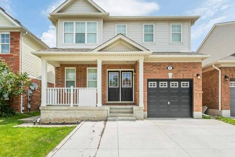House for sale at 11 Arthur Fach Dr Cambridge Ontario - MLS: X4512841