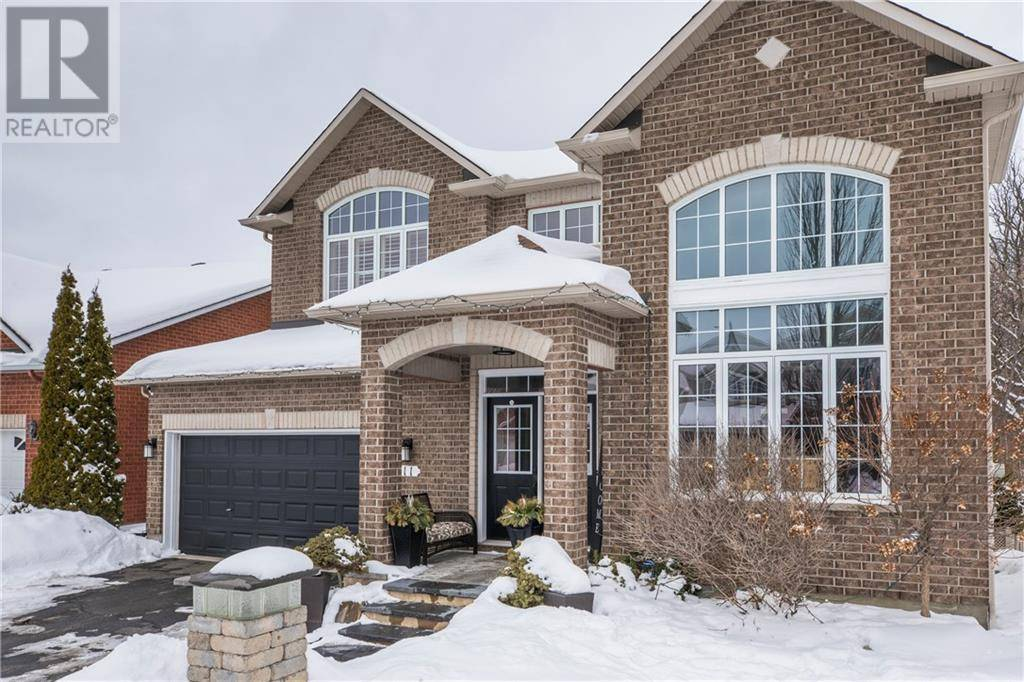 House for sale at 11 Ash Valley Ave Ottawa Ontario - MLS: 1182423