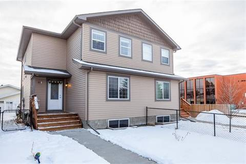 Townhouse for sale at #B 11 Parklane Dr Unit 11 Strathmore Alberta - MLS: C4280279
