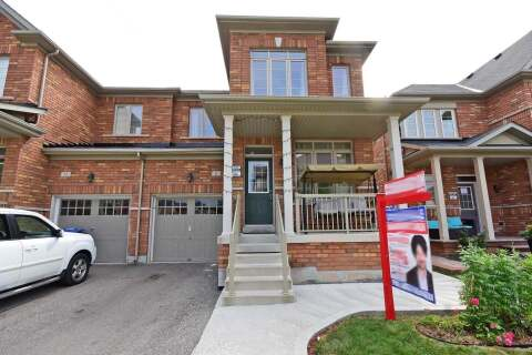 Townhouse for sale at 11 Baby Pointe Tr Brampton Ontario - MLS: W4928179
