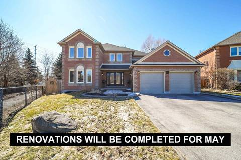 House for sale at 11 Bancroft Cres Whitby Ontario - MLS: E4362451