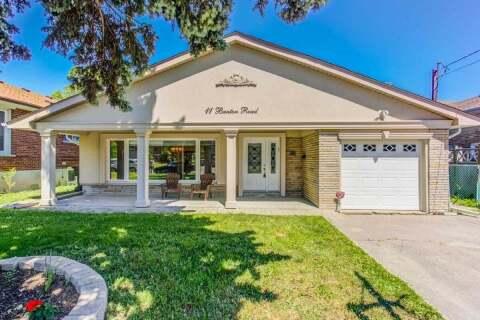 House for sale at 11 Banton Rd Toronto Ontario - MLS: C4811934