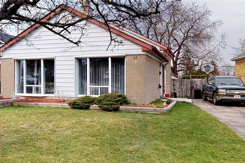 House for sale at 11 Barrymore Rd Toronto Ontario - MLS: E4424042