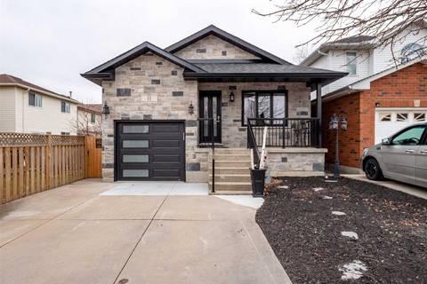 House for sale at 11 Beaverton Dr Hamilton Ontario - MLS: X4733446