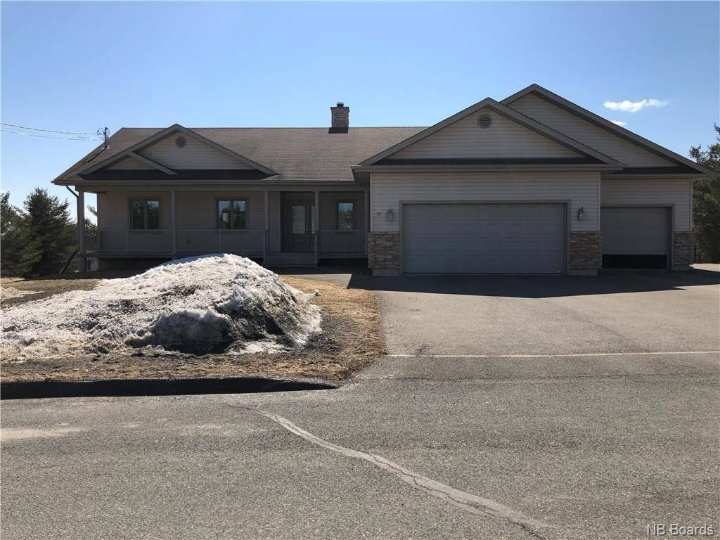 House for sale at 11 Bellefleur Rd Saint Leonard New Brunswick - MLS: NB039056