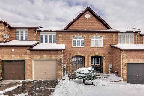 Townhouse for sale at 11 Bloomgate Cres Richmond Hill Ontario - MLS: N4647321