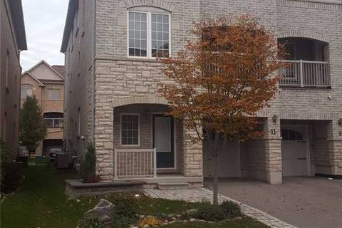 Townhouse for rent at 11 Blunden Rd Ajax Ontario - MLS: E4633717