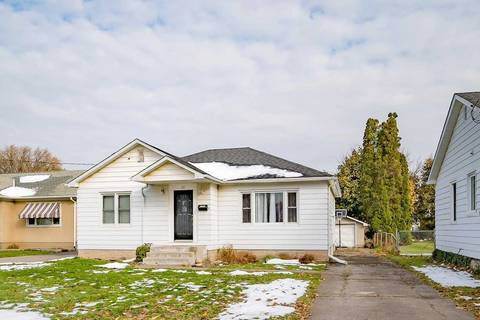 House for sale at 11 Bonavem Dr St. Catharines Ontario - MLS: X4639670