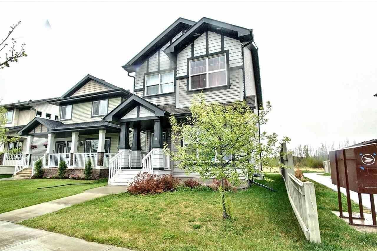 House for sale at 11 Brickyard Dr Stony Plain Alberta - MLS: E4198665