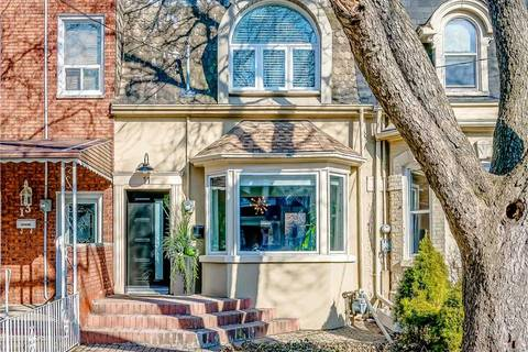 Townhouse for sale at 11 Brookfield St Toronto Ontario - MLS: C4392777