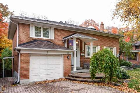 House for sale at 11 Buxton Rd Toronto Ontario - MLS: W4960801