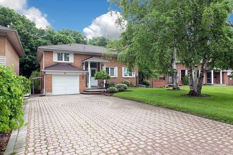 House for sale at 11 Buxton Rd Toronto Ontario - MLS: W4485903